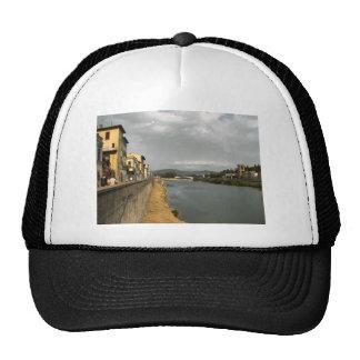 Along the Arno Trucker Hat