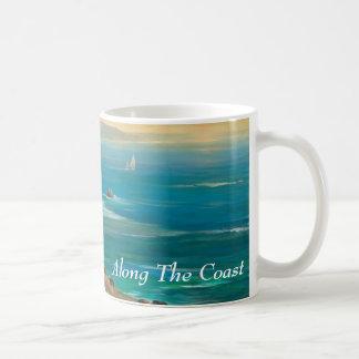 Along The Coast,  Alexander Chen Coffee Mug