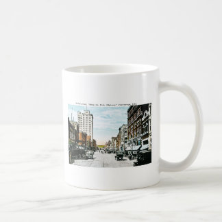"""Along the Dixie Highway"", Chattanooga, Tenn. Coffee Mug"