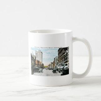 """Along the Dixie Highway"", Chattanooga, Tenn. Coffee Mug"