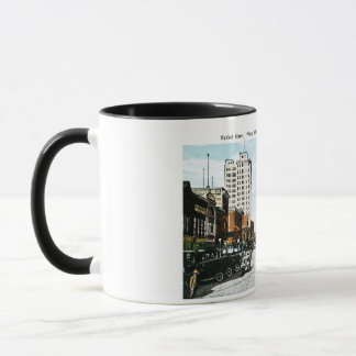 """Along the Dixie Highway"", Chattanooga, Tenn. Mug"