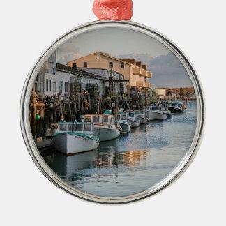 Along the Docks Ornament