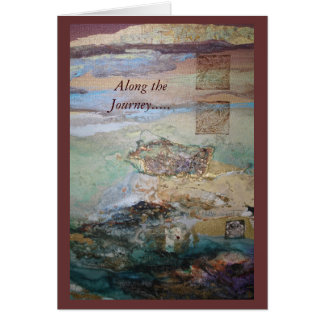 Along the Journey Card