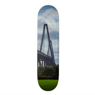 Along the Ravenel Skateboard Deck