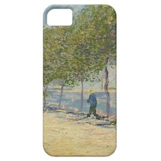 Along the Seine iPhone SE/5/5s Case