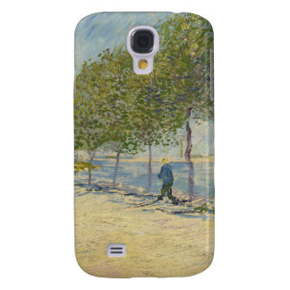 Along the Seine Samsung Galaxy Case