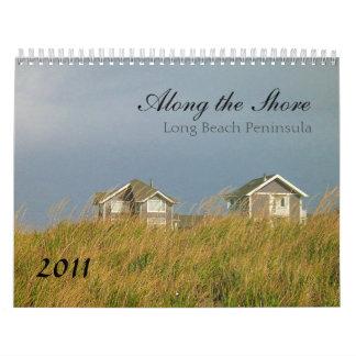 Along the Shore ~ 2011 Calendar