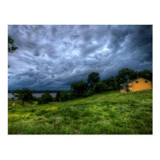 Along The Thundering Shore Of The Potomac Postcard