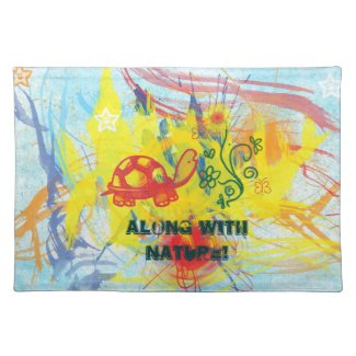 Along with Nature Placemats