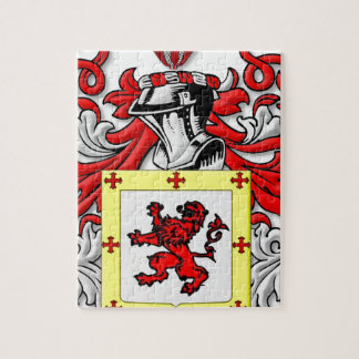 Alonso Coat of Arms Jigsaw Puzzle