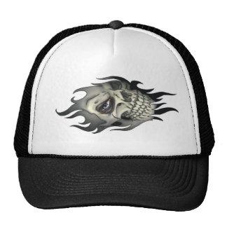 ALook Skull Trucker Hat