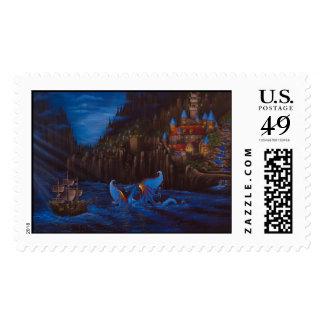 Alos Castle Postage 2