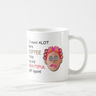 Alot More Coffee Mug (Hers)