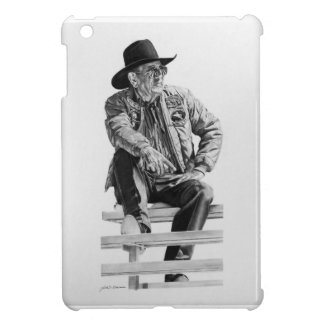 Alot of History Under this Hat iPad Mini Covers