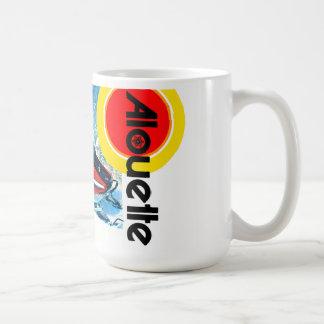 Alouette Snowmobiles Classic White Coffee Mug