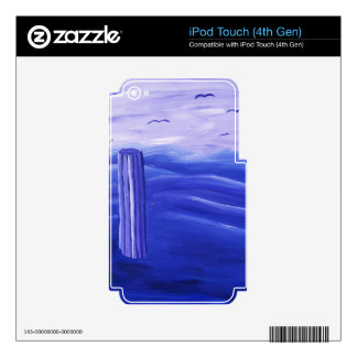 Aloun ( alein ) iPod touch 4G decals