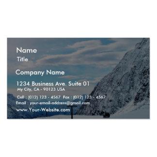 Alp Cabin Business Cards