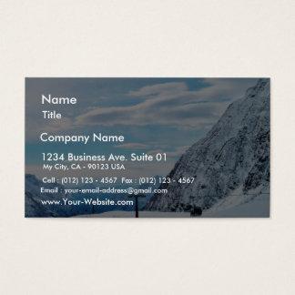Alp Cabin Business Card