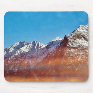 Alp Mountain Mouse Pad