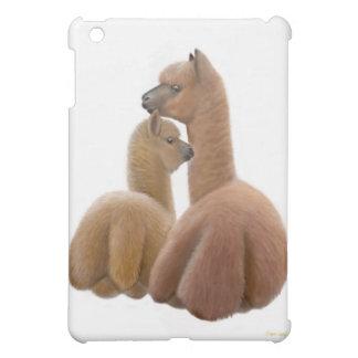 Alpaca and Cria Love iPad Mini Case