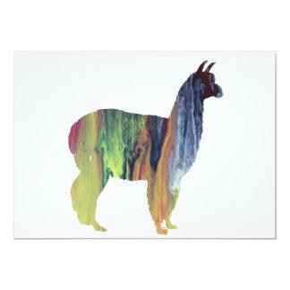Alpaca Card