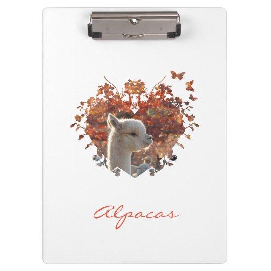 Alpaca Clipboard