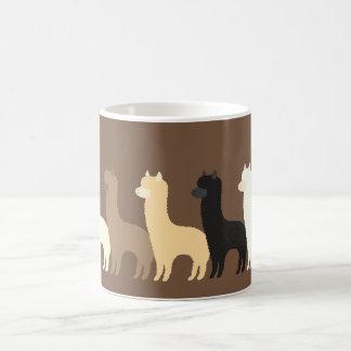 Alpaca Coffee Mug