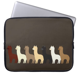 Alpaca Computer Sleeve