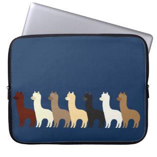 Alpaca Computer Sleeves