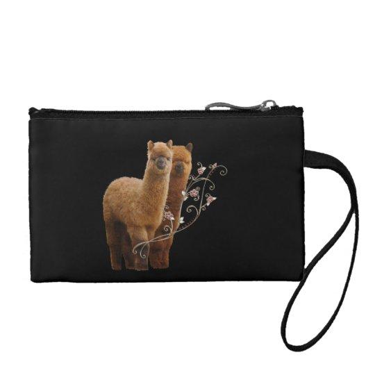 Alpaca Cosmetic Bag