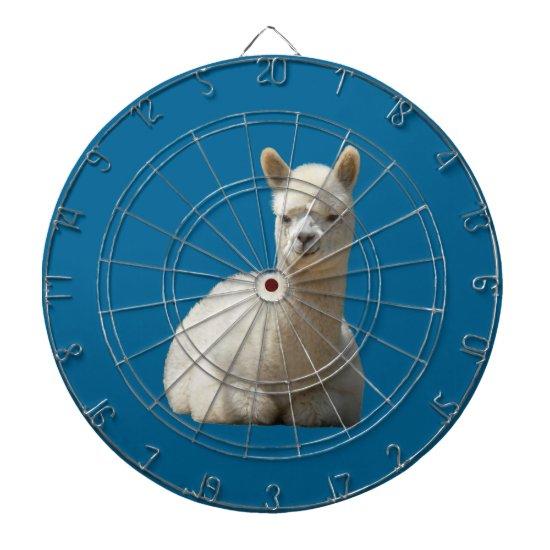 Alpaca Dartboard