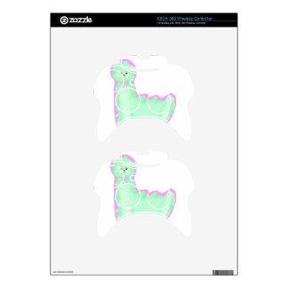 Alpaca de menta mando xbox 360 skin