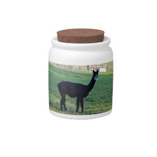 Alpaca Platos Para Caramelos