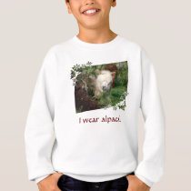 Alpaca Holiday Sweatshirt