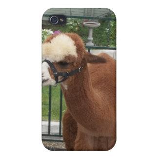 Alpaca Cover For iPhone 4