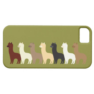 Alpaca iPhone SE/5/5s Case