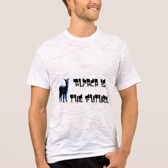 Alpaca is the Future T-Shirt