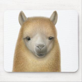 Alpaca linda Mousepad