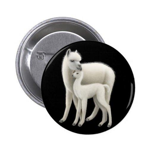 Alpaca Love Button