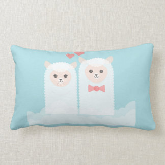 Alpaca Love Cushion
