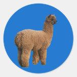 Alpaca Magic Sticker