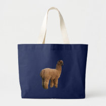 Alpaca Magic Tote Bag