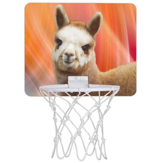 Alpaca Mini Basketball Backboard
