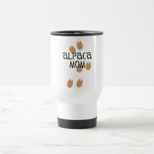 Alpaca Mom 15 Oz Stainless Steel Travel Mug