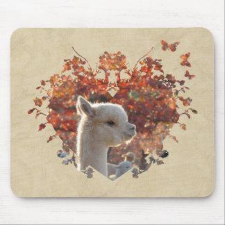 Alpaca Mousepad