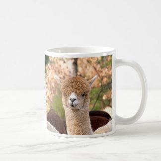 Alpaca Mug Belle