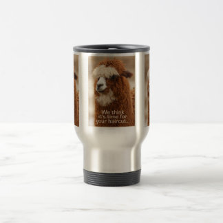 Alpaca mugs - choose style & color