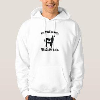 Alpaca My Bags Hoodie