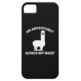 Alpaca My Bags iPhone SE/5/5s Case