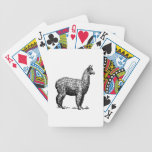 Alpaca Poker Cards